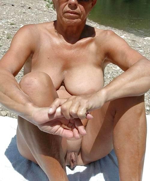 Granny on a wild ride 2 7
