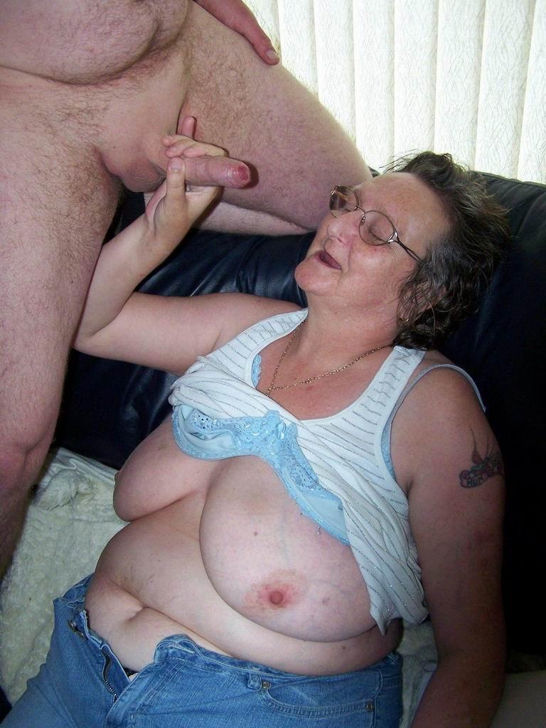 Granny Muschis
