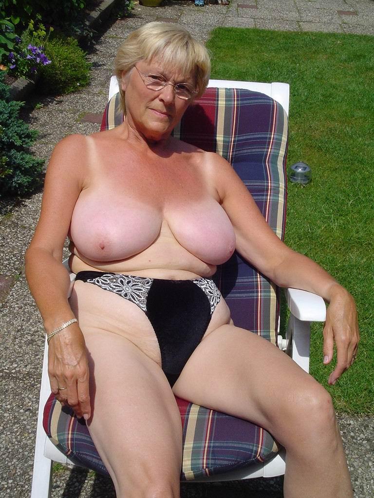 Older Big Tits