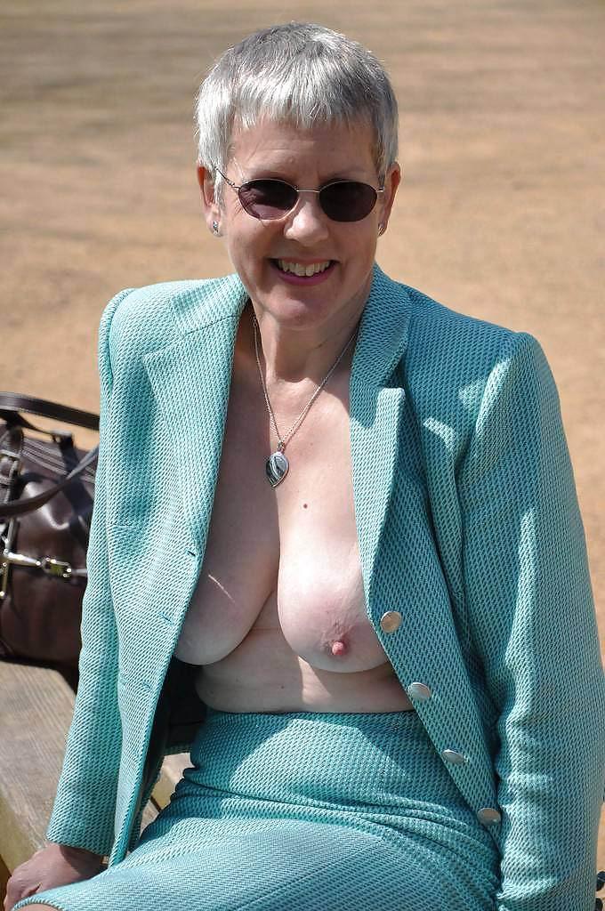 Felicia grannys boobs naked skinny