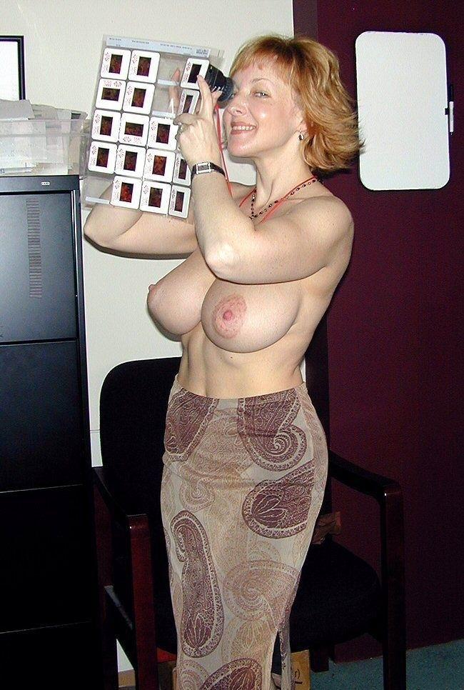 Great granny boobs