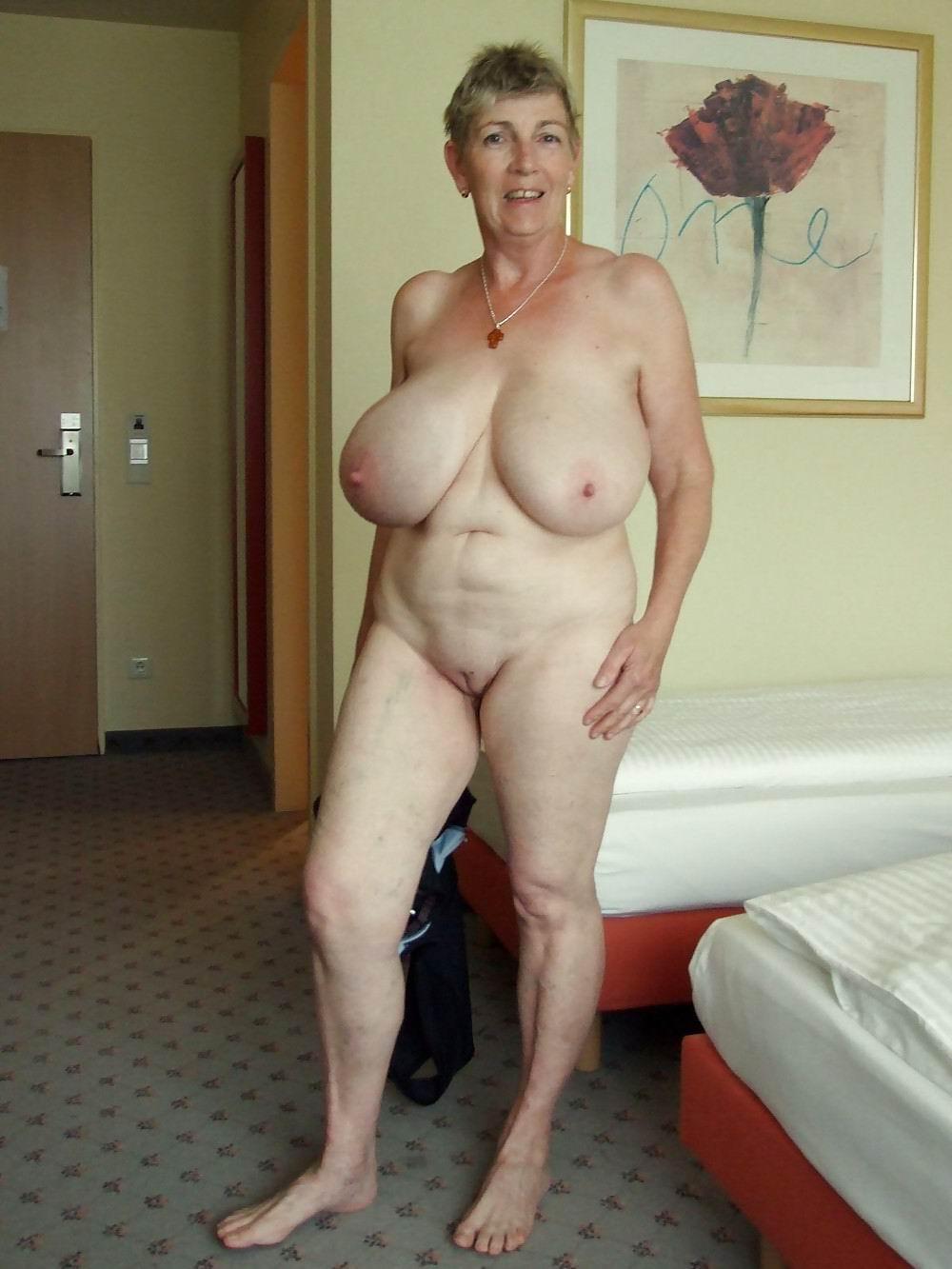 Big Titt Granny
