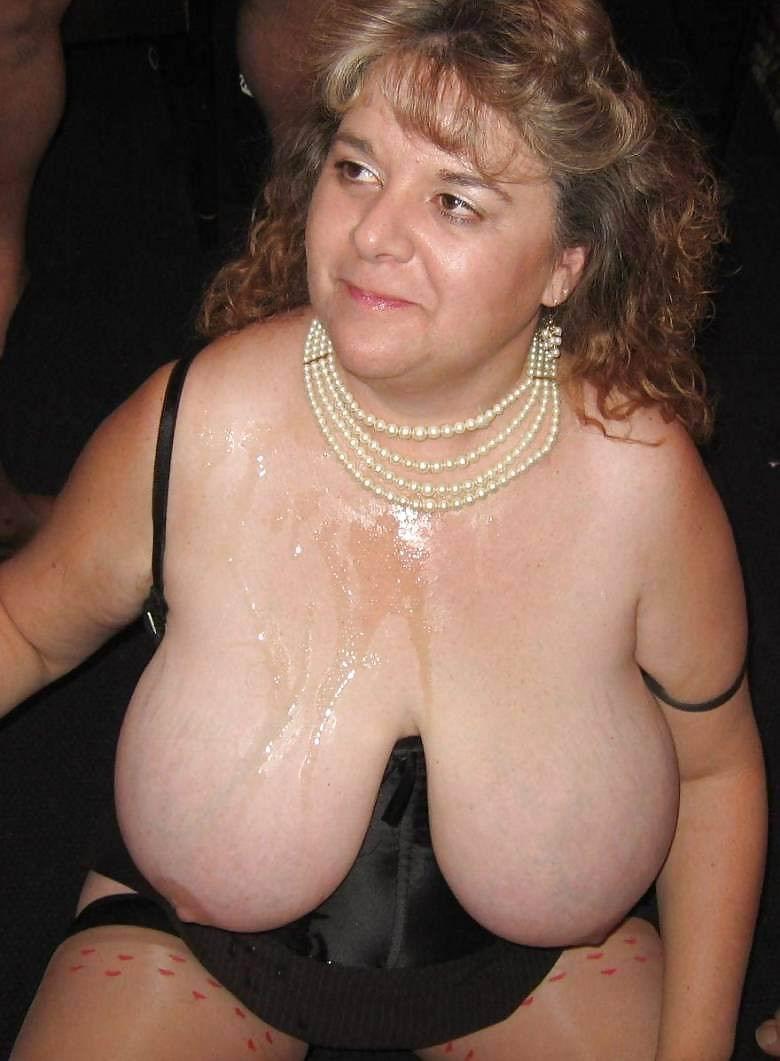Big Tits Big Ass Granny