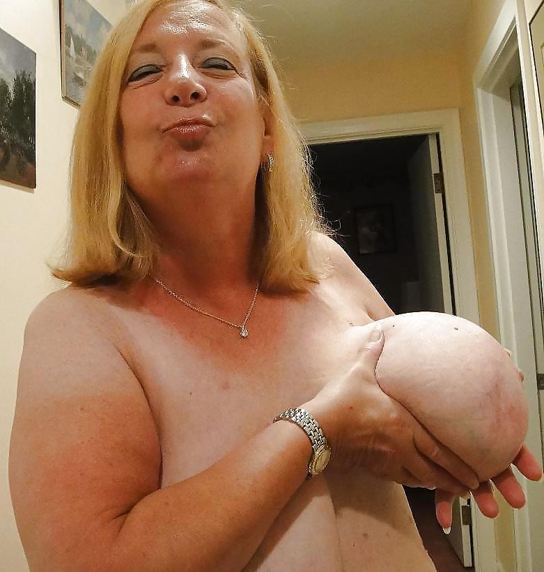 Granny big boobs pics