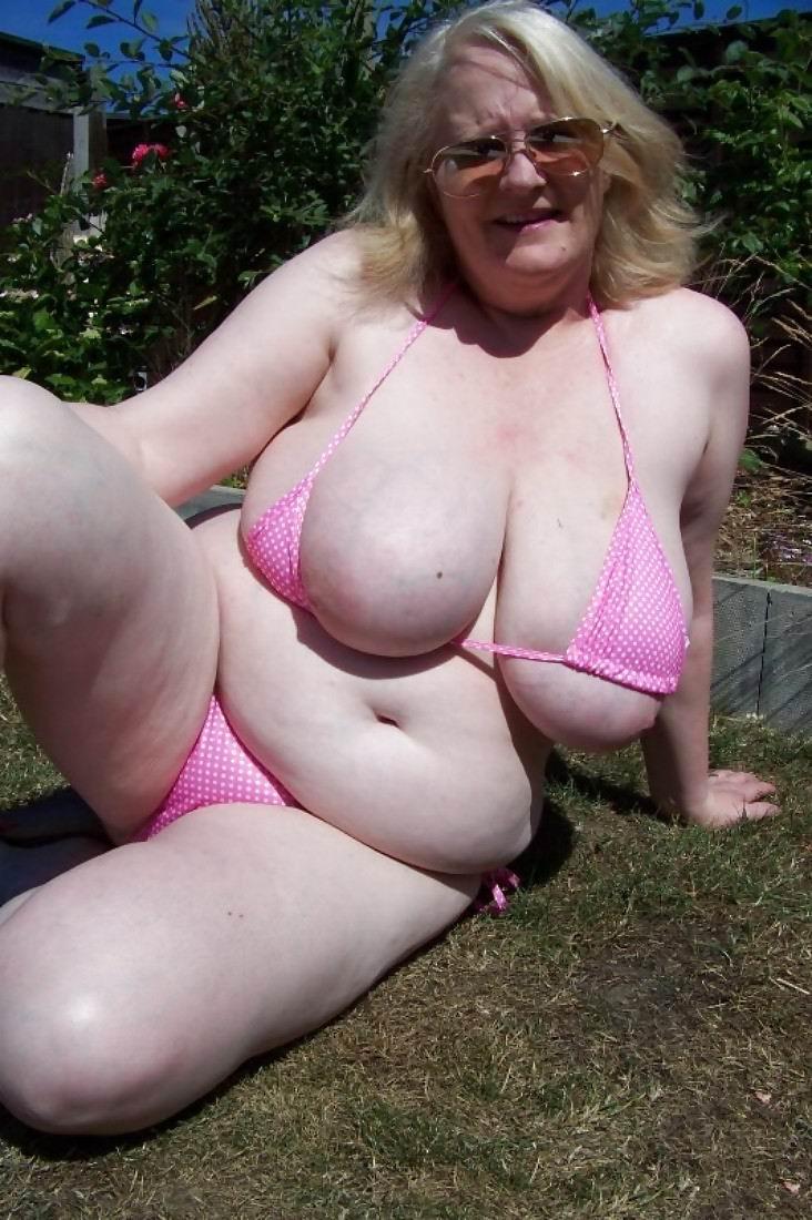 Granny Big Tits Porn