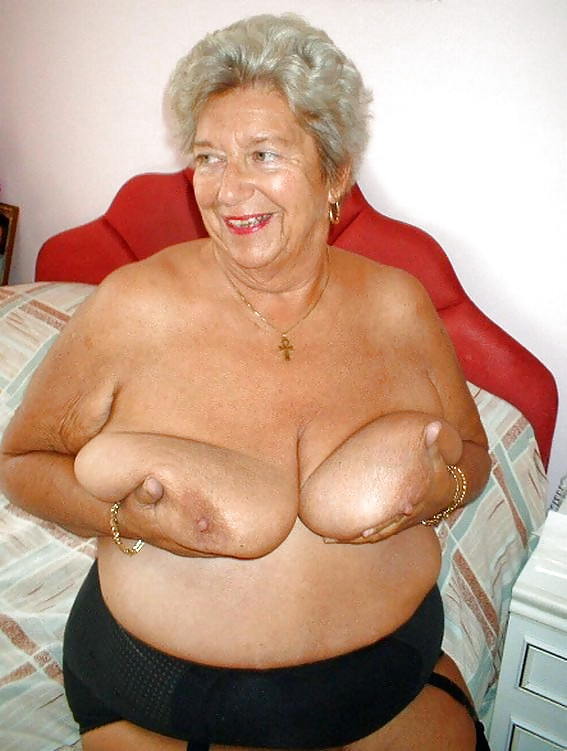 image Cock hungry granny is fucked by son in law