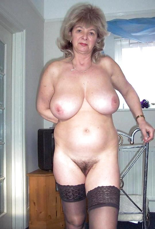 Horny naked grannies