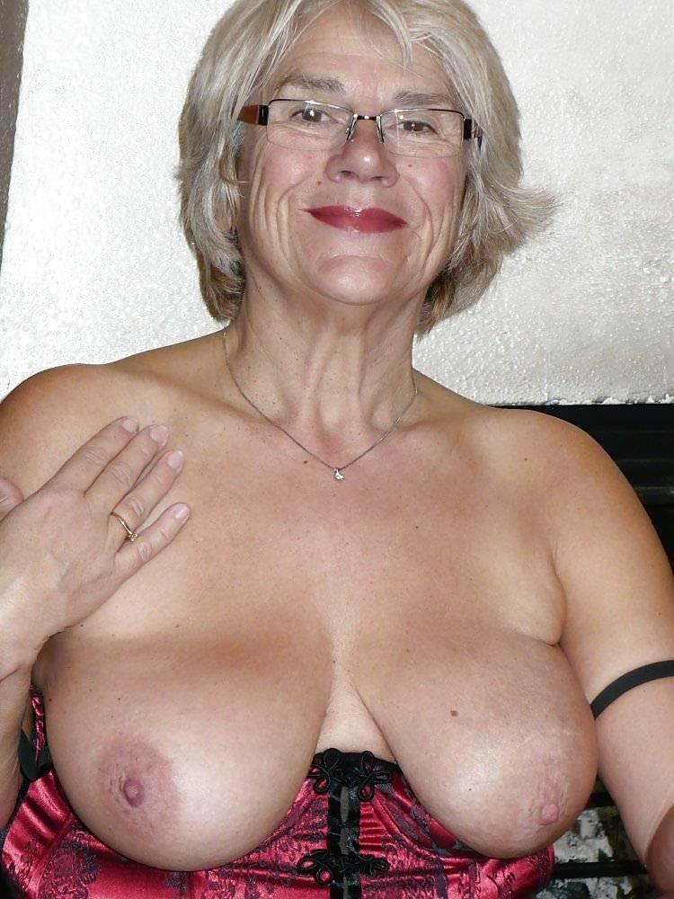 Randy old grannies