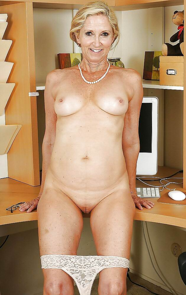 Granny Masturbieren