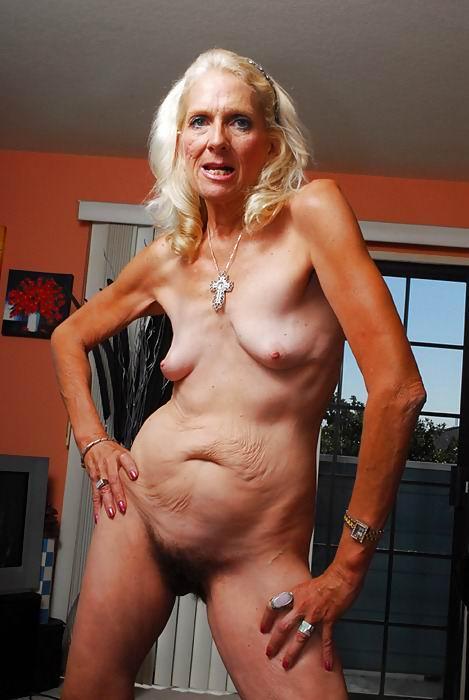 naked sexy grandma