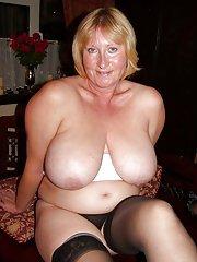 boobs granny